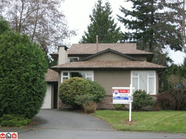 "Main Photo: 13114 62B Avenue in Surrey: Panorama Ridge House for sale in ""PANORAMA PARK"" : MLS®# F1028152"