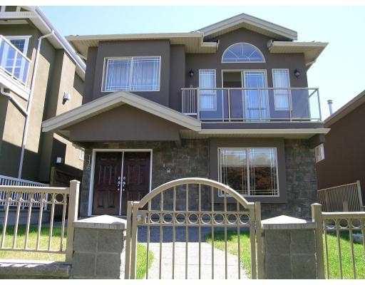 Main Photo: 116 N SPRINGER AV in Burnaby: Capitol Hill BN House for sale (Burnaby North)  : MLS®# V550675