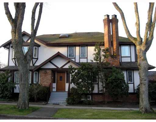 Main Photo: 3291 W 24TH Avenue in Vancouver: Dunbar House for sale (Vancouver West)  : MLS®# V751851