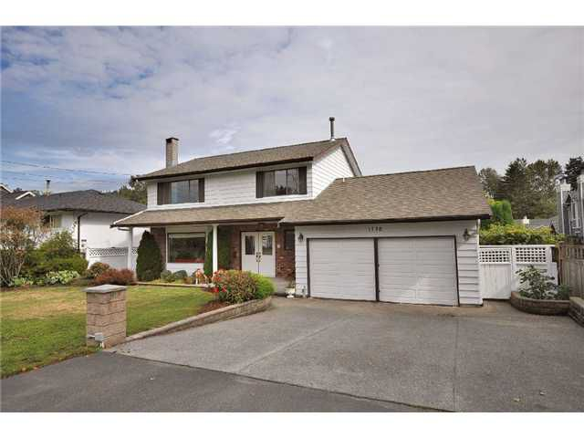 """Main Photo: 1530 HATTON Avenue in Burnaby: Simon Fraser Univer. House for sale in """"DUTHIE/SFU"""" (Burnaby North)  : MLS®# V851270"""