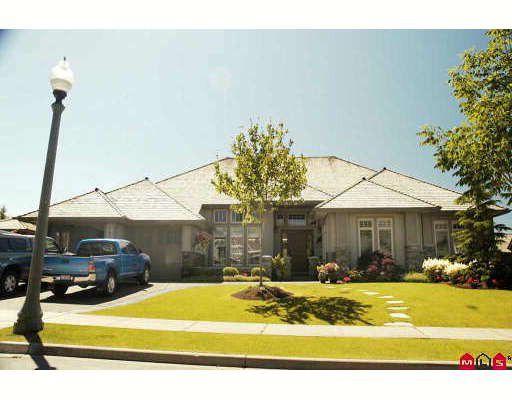 Main Photo: 16248 36A Avenue in Surrey: Morgan Creek House for sale (South Surrey White Rock)  : MLS®# F2820972