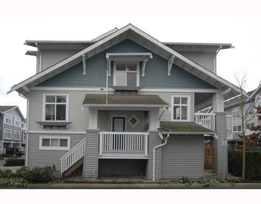 "Main Photo: 8 9533 GRANVILLE Avenue in Richmond: McLennan North Townhouse for sale in ""GRANVILLE GREENE"" : MLS®# V751723"