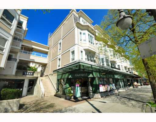 """Main Photo: 210 2545 W BROADWAY BB in Vancouver: Kitsilano Townhouse for sale in """"TRAFALGAR MEW"""" (Vancouver West)  : MLS®# V770950"""