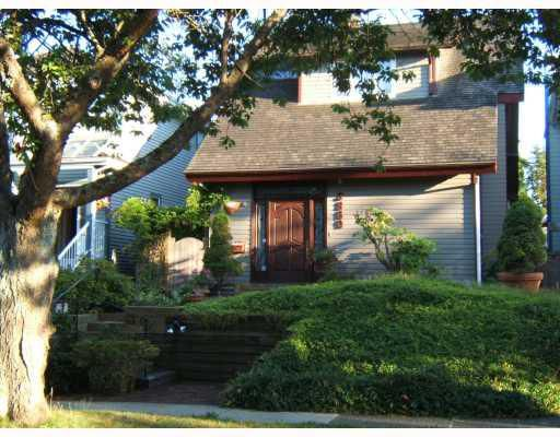 """Main Photo: 3860 W 21ST Avenue in Vancouver: Dunbar House for sale in """"DUNBAR"""" (Vancouver West)  : MLS®# V779072"""
