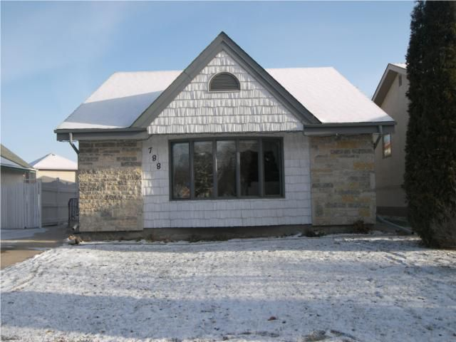 Main Photo: 788 St. Joseph Street in WINNIPEG: St Boniface Residential for sale (South East Winnipeg)  : MLS®# 2950510