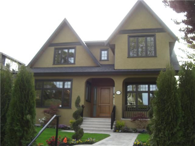 Main Photo: 4569 OSLER Street in Vancouver: Shaughnessy House for sale (Vancouver West)  : MLS®# V819164