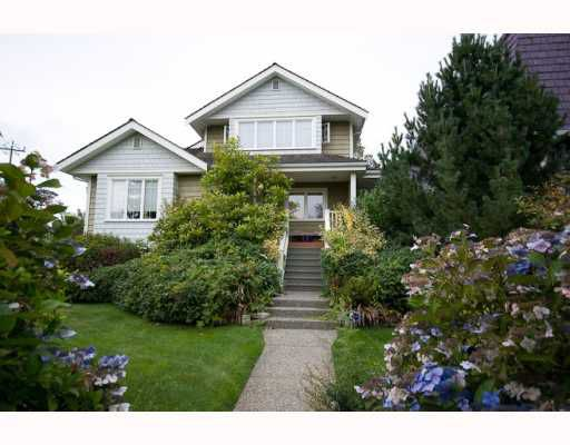 Main Photo: 1793 W 61ST Avenue in Vancouver: South Granville House for sale (Vancouver West)  : MLS®# V783753