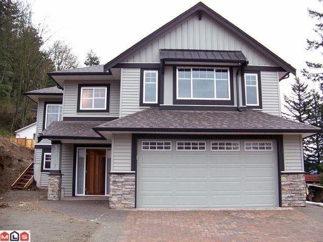 Main Photo: 35737 ZANATTA Place in Abbotsford: Abbotsford East House for sale : MLS®# F1021154