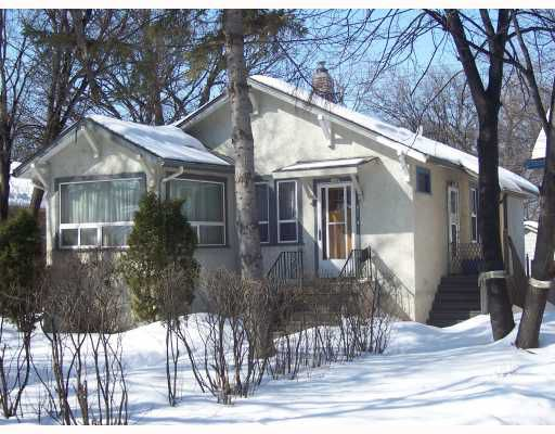 Main Photo: 271 BARTLET Avenue in WINNIPEG: Fort Rouge / Crescentwood / Riverview Residential for sale (South Winnipeg)  : MLS®# 2903754
