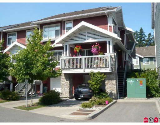 """Main Photo: 17 15168 36TH Avenue in Surrey: Morgan Creek Townhouse for sale in """"SOLAY"""" (South Surrey White Rock)  : MLS®# F2915584"""