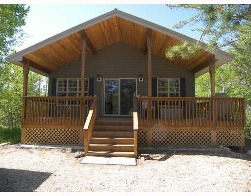 Main Photo: 1 GRANITE Bay in RENNIE: Manitoba Other Residential for sale : MLS®# 2913722