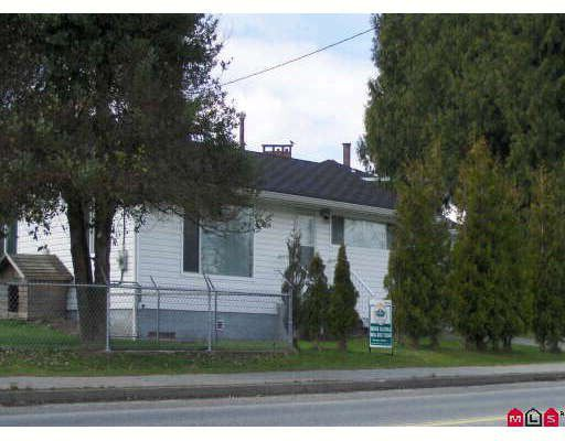 Main Photo: 11169 WALLACE Drive in Surrey: Bolivar Heights House for sale (North Surrey)  : MLS®# F2906937