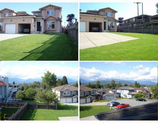 Main Photo: 5736 BURNS Place in Burnaby: Upper Deer Lake House 1/2 Duplex for sale (Burnaby South)  : MLS®# V768194