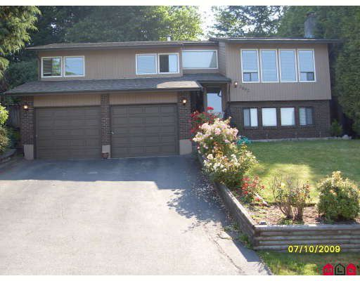 Main Photo: 2892 MCBRIDE Street in Abbotsford: Abbotsford East House for sale : MLS®# F2916332