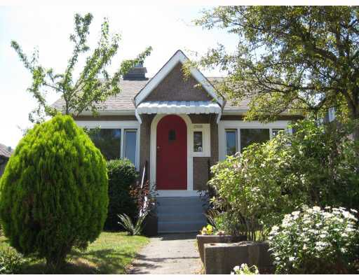 Main Photo: 2928 E GEORGIA Street in Vancouver: Renfrew VE House for sale (Vancouver East)  : MLS®# V778248