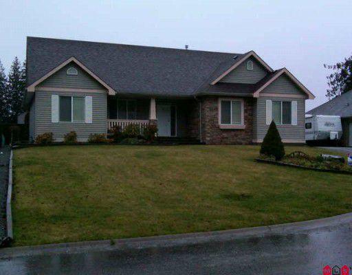 Main Photo: 9983 JADE Place in Chilliwack: Rosedale Popkum House for sale (Rosedale)  : MLS®# H1000048