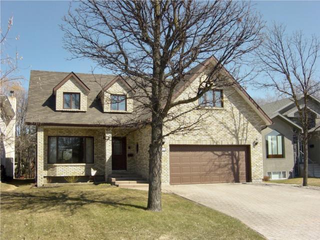 Main Photo: 331 Headmaster Row in WINNIPEG: North Kildonan Residential for sale (North East Winnipeg)  : MLS®# 1005723