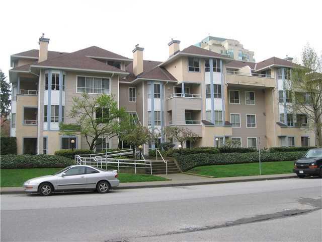 Main Photo: 401 1175 HEFFLEY Crescent in Coquitlam: North Coquitlam Condo for sale : MLS®# V824872