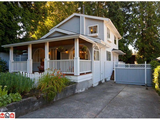 Main Photo: 12720 15A Avenue in Surrey: Crescent Bch Ocean Pk. House for sale (South Surrey White Rock)  : MLS®# F1018716