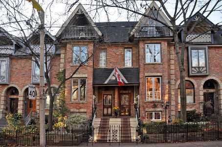 Main Photo: 494 Ontario Street in Toronto: House (3-Storey) for sale (C08: TORONTO)  : MLS®# C1916436