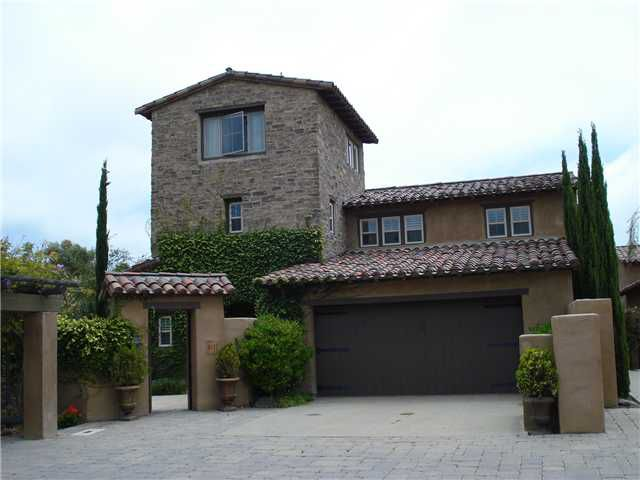 Main Photo: SANTALUZ House for sale : 5 bedrooms : 8137 Santaluz Village Green in San Diego