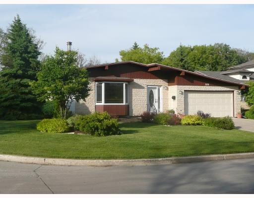 Main Photo: 325 BONNER Avenue in WINNIPEG: North Kildonan Residential for sale (North East Winnipeg)  : MLS®# 2811807
