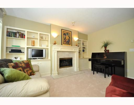 """Main Photo: TH7 2638 ASH Street in Vancouver: Fairview VW Townhouse for sale in """"CAMBRIDGE GARDENS"""" (Vancouver West)  : MLS®# V758728"""