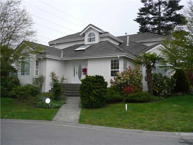 "Main Photo: 1680 53A Street in Tsawwassen: Cliff Drive House for sale in ""TSAWWASSEN HEIGHTS"" : MLS®# V823096"