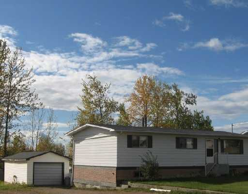 """Main Photo: 5311 MOUNTAINVIEW Drive in Fort_Nelson: Fort Nelson -Town House for sale in """"HILL"""" (Fort Nelson (Zone 64))  : MLS®# N183815"""