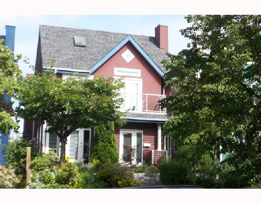 Main Photo: 2045 E 5TH Avenue in Vancouver: Grandview VE House 1/2 Duplex for sale (Vancouver East)  : MLS®# V733731