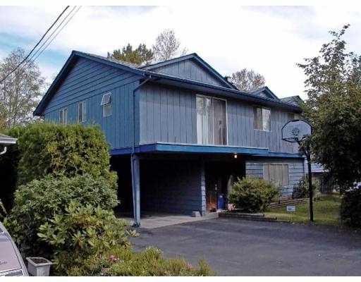 Main Photo: 21759 126TH AV in Maple Ridge: West Central House for sale : MLS®# V555989