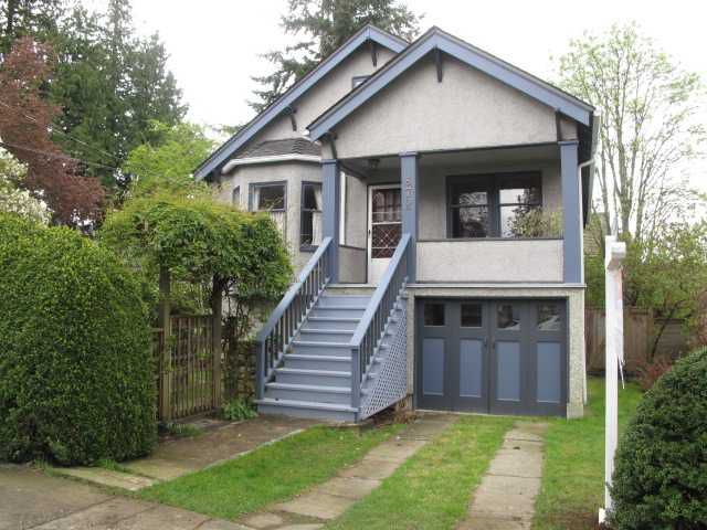 Main Photo: 872 E 28TH Avenue in Vancouver: Fraser VE House for sale (Vancouver East)  : MLS®# V820040