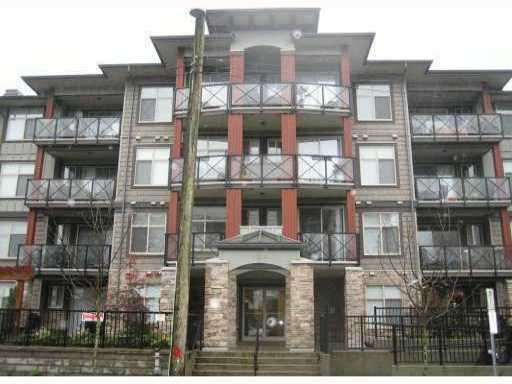 """Main Photo: 110 2336 WHYTE Avenue in Port Coquitlam: Central Pt Coquitlam Condo for sale in """"CENTREPOINT"""" : MLS®# V857364"""