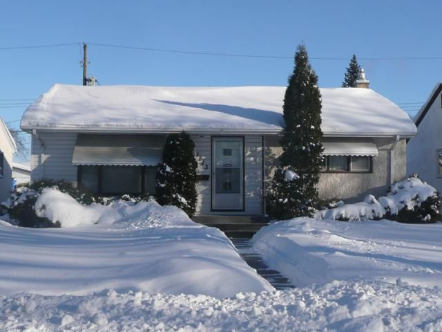 Main Photo: 1213 CHURCH Avenue in WINNIPEG: North End Residential for sale (North West Winnipeg)  : MLS®# 1101097