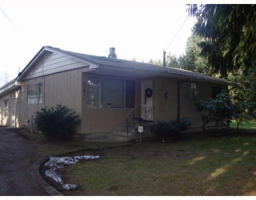 Main Photo: 3591 DEVON Road in Port_Coquitlam: Riverwood House for sale (Port Coquitlam)  : MLS®# V751643