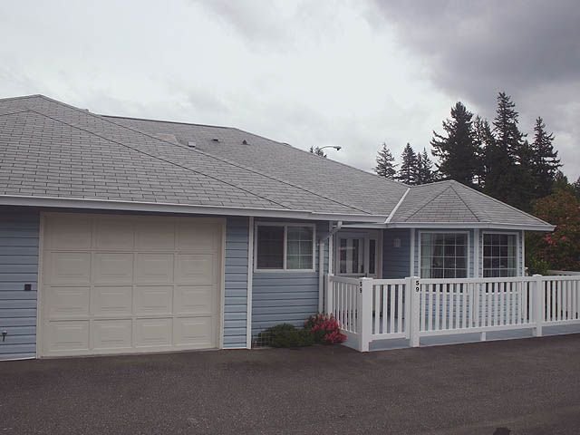 """Main Photo: 59 1450 MCCALLUM Road in Abbotsford: Poplar Townhouse for sale in """"CROWN POINT"""" : MLS®# F1015500"""