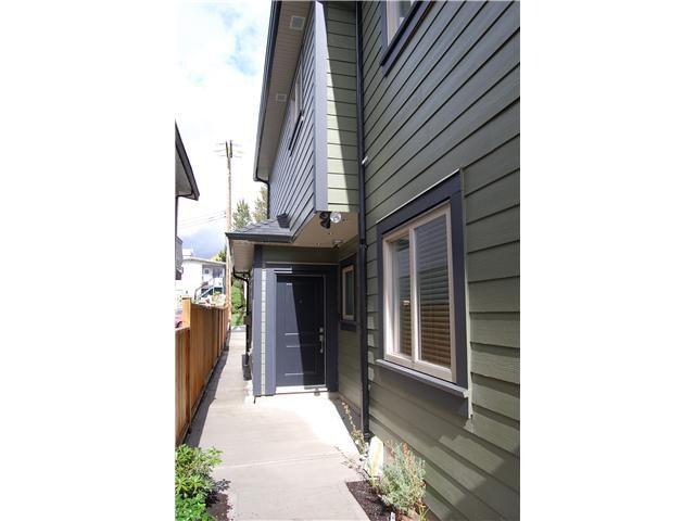 """Main Photo: 1775 E 12TH Avenue in Vancouver: Grandview VE House 1/2 Duplex for sale in """"GRANDVIEW"""" (Vancouver East)  : MLS®# V851690"""