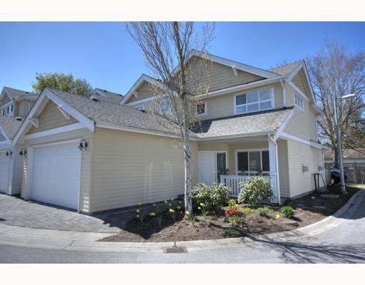 Main Photo: 9 4791 STEVESTON Highway in Richmond: Steveston North Townhouse for sale : MLS®# V764959