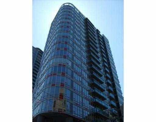 """Main Photo: 1511 788 HAMILTON Street in Vancouver: Downtown VW Condo for sale in """"TV TOWER 1"""" (Vancouver West)  : MLS®# V768029"""