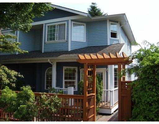 """Main Photo: 1289 W 16TH Street in North_Vancouver: Norgate Townhouse for sale in """"PENNY LANE"""" (North Vancouver)  : MLS®# V770378"""
