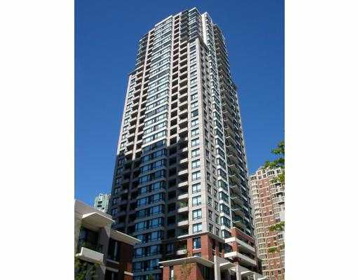 "Main Photo: 1207 909 MAINLAND Street in Vancouver: Downtown VW Condo for sale in ""YALETOWN PARK II"" (Vancouver West)  : MLS®# V773445"