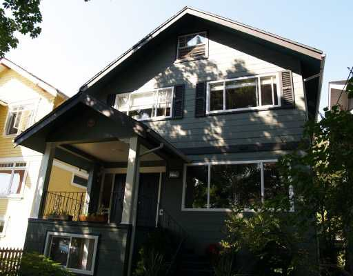 "Main Photo: 249 E 24TH Avenue in Vancouver: Main House for sale in ""MAIN STREET"" (Vancouver East)  : MLS®# V785640"
