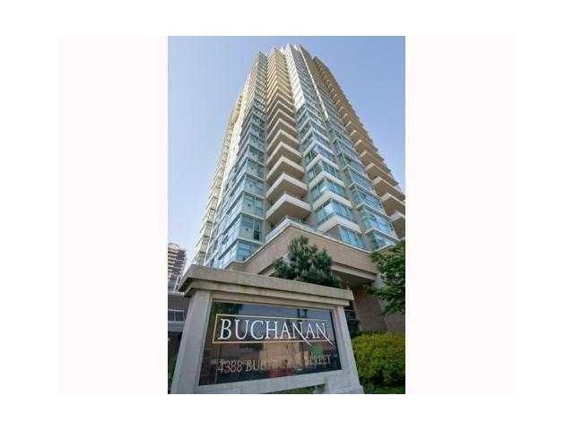 "Main Photo: 403 4388 BUCHANAN Street in Burnaby: Brentwood Park Condo for sale in ""BUCHANAN WEST"" (Burnaby North)  : MLS®# V837194"