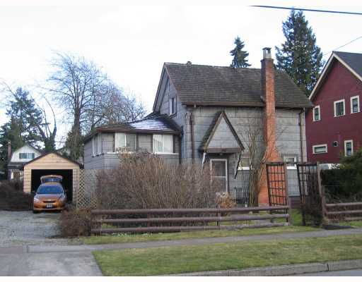 """Main Photo: 128 HARVEY Street in New_Westminster: The Heights NW House for sale in """"THE HEIGHTS"""" (New Westminster)  : MLS®# V752152"""