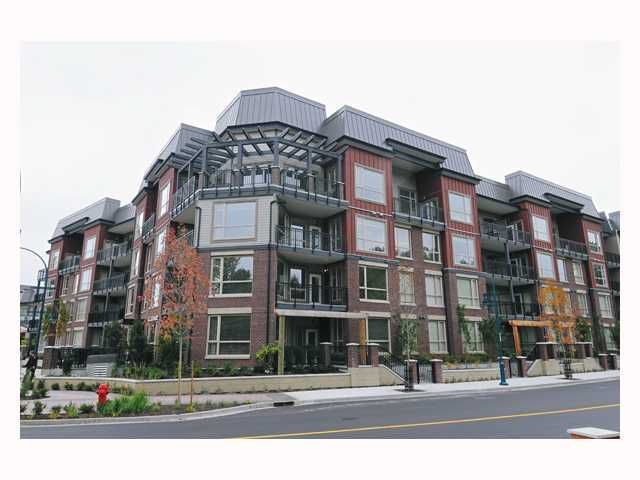 "Main Photo: 317 2628 MAPLE Street in Port Coquitlam: Central Pt Coquitlam Condo for sale in ""VILLAGIO 2"" : MLS®# V792019"