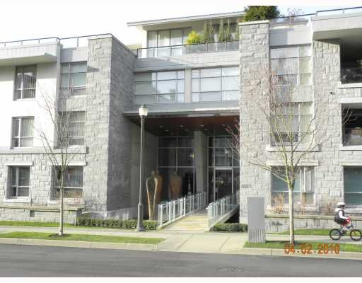 """Main Photo: 106 6015 IONA Drive in Vancouver: University VW Condo for sale in """"CHANCELLOR HOUSE"""" (Vancouver West)  : MLS®# V808479"""