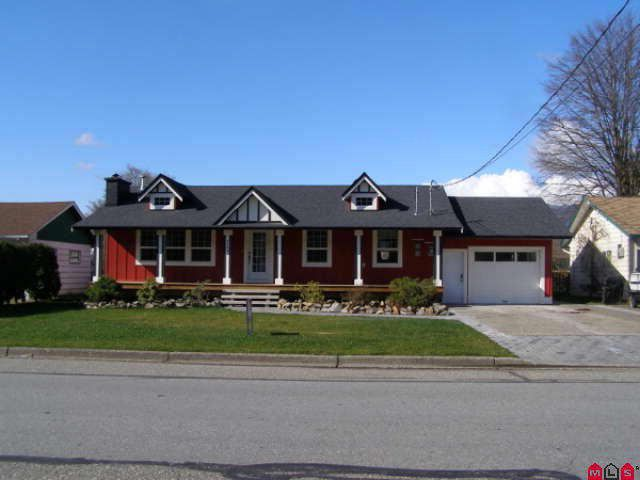 Main Photo: 1581 VIMY Road: Agassiz House for sale : MLS®# H1001112