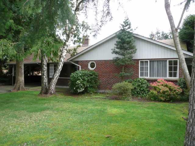 Main Photo: 1034 53A Street in Tsawwassen: Tsawwassen Central House for sale : MLS®# V816541