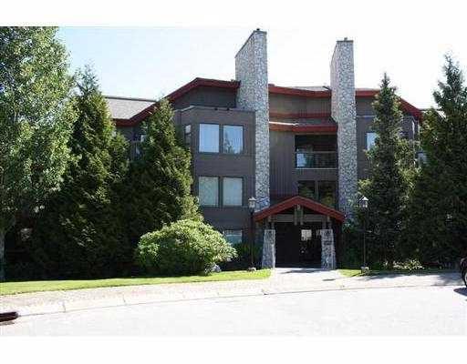 "Main Photo: 207 3317 PTARMIGAN Place: Whistler Condo for sale in ""GREYHAWK"" : MLS®# V774378"