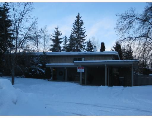 Main Photo: 1241 BABINE Crescent in Prince George: Spruceland House for sale (PG City West (Zone 71))  : MLS®# N197018